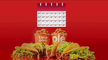 Taco John's Six-Pack and a Pound TV Spot, 'Any Day of the Week'