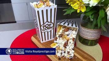 Royal Prestige TV Spot, 'Chef Yisus cocina palomitas caseras' [Spanish] - Thumbnail 8