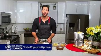 Royal Prestige TV Spot, 'Chef Yisus cocina palomitas caseras' [Spanish] - Thumbnail 1