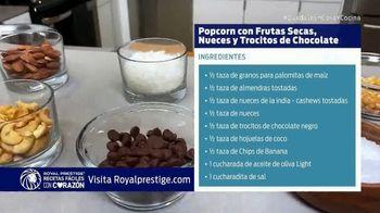 Royal Prestige TV Spot, 'Chef Yisus cocina palomitas caseras' [Spanish] - Thumbnail 2