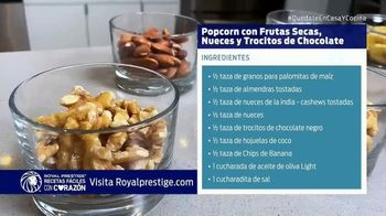 Royal Prestige TV Spot, 'Chef Yisus cocina palomitas caseras' [Spanish] - Thumbnail 3