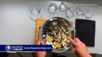 Royal Prestige TV Spot, 'Chef Yisus cocina palomitas caseras' [Spanish] - Thumbnail 7