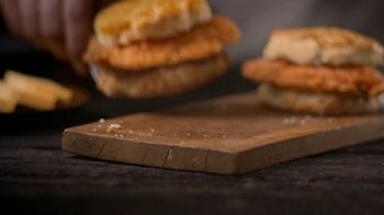 Bojangles' Cajun Filet Biscuit TV Spot, 'Double Down: $5' - Thumbnail 2