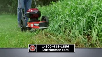DR Power Equipment Trimmer Mower TV Spot, 'Gets the Job Done Right: Free Buyer's Guide'