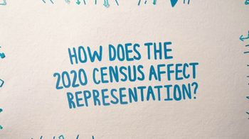 U.S. Census Bureau TV Spot, 'How Does the 2020 Census Affect Representation?'