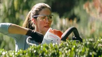 STIHL TV Spot, 'Battery Power: Lawn Orchestra'