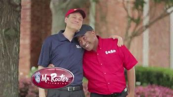 Mr. Rooter Plumbing TV Spot, 'Proud Parts of the Same Company'
