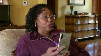 T-Mobile TV Spot, 'Quibi With Us' Featuring Anthony Anderson, Song by Etta James - Thumbnail 7