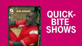 T-Mobile TV Spot, 'Quibi With Us' Featuring Anthony Anderson, Song by Etta James - Thumbnail 9