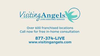 Visiting Angels TV Spot, 'We're a Team' - Thumbnail 9