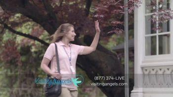 Visiting Angels TV Spot, 'We're a Team' - Thumbnail 5