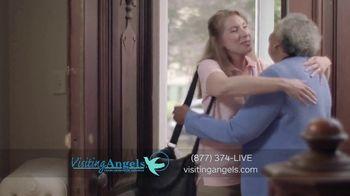Visiting Angels TV Spot, 'We're a Team' - Thumbnail 6