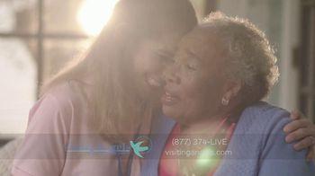 Visiting Angels TV Spot, 'We're a Team' - Thumbnail 8