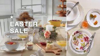 Macy's Easter Sale TV Spot, 'Extra 20 Percent: Shoes, Diamonds & Free Shipping' - Thumbnail 1