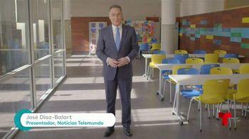 Comcast Corporation TV Spot, 'Telemundo: latinos' con José Diaz-Balart [Spanish] - Thumbnail 1