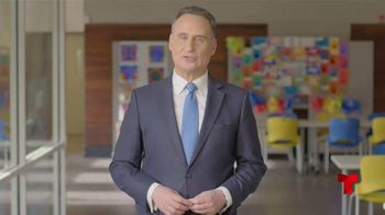Comcast Corporation TV Spot, 'Telemundo: latinos' con José Diaz-Balart [Spanish]