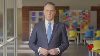 Comcast Corporation TV Spot, 'Telemundo: latinos' con José Diaz-Balart [Spanish] - Thumbnail 5