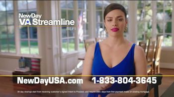 NewDay USA VA Streamline Refi TV Spot, 'Record Lows: $2000 a Year' - Thumbnail 4