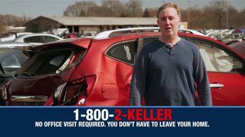 Keller & Keller TV Spot, 'Dump Truck'