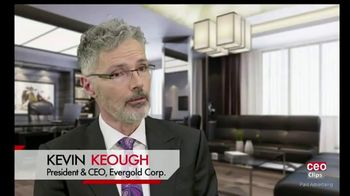 Evergold Corp. TV Spot, 'Two Key Projects' - Thumbnail 2