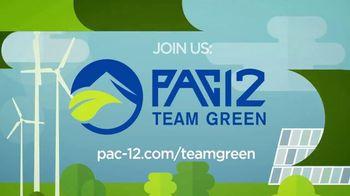 Pac-12 Conference TV Spot, 'Team Green: CU Buffs' - Thumbnail 10