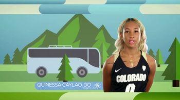 Pac-12 Conference TV Spot, 'Team Green: CU Buffs' - Thumbnail 6