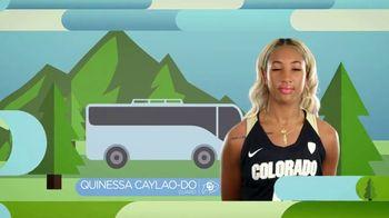 Pac-12 Conference TV Spot, 'Team Green: CU Buffs' - Thumbnail 7