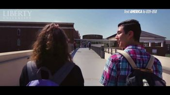 Liberty University TV Spot, 'Middle America Scholarship' - Thumbnail 3