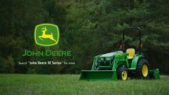 John Deere 3E Series TV Spot, 'Karen's Land' - Thumbnail 10