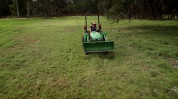 John Deere 3E Series TV Spot, 'Karen's Land' - Thumbnail 8