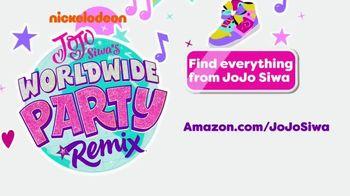 Nickelodeon TV Spot, 'Amazon: Jojo's Worldwide Party Remix' Featuring JoJo Siwa - Thumbnail 10