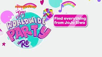 Nickelodeon TV Spot, 'Amazon: Jojo's Worldwide Party Remix' Featuring JoJo Siwa - Thumbnail 9