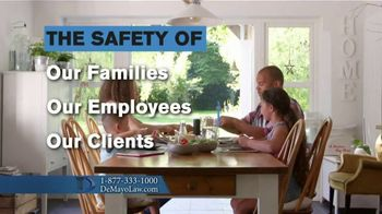 Law Offices of Michael A. DeMayo TV Spot, 'Committed to Safety' - Thumbnail 4