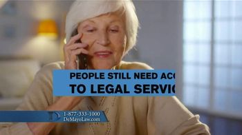 Law Offices of Michael A. DeMayo TV Spot, 'Committed to Safety' - Thumbnail 5