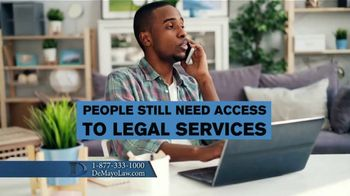 Law Offices of Michael A. DeMayo TV Spot, 'Committed to Safety' - Thumbnail 6