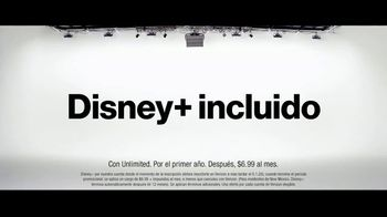 Verizon TV Spot, '$35 dólares por línea: Disney+ incluido' [Spanish] - Thumbnail 7