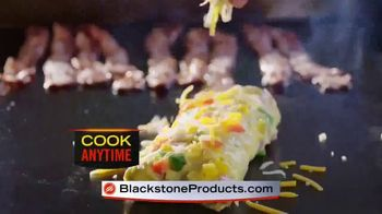Blackstone Griddle TV Spot, 'Cook Anything Anytime' - Thumbnail 7