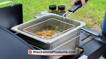 Blackstone Griddle TV Spot, 'Cook Anything Anytime' - Thumbnail 4
