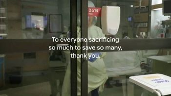 Google TV Spot, 'Thank You Healthcare Workers' - Thumbnail 9
