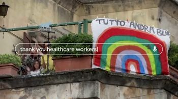 Google TV Spot, 'Thank You Healthcare Workers' - Thumbnail 7