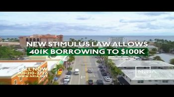 National Realty Investment Advisors, LLC TV Spot, 'New Stimulus Packages' - Thumbnail 2