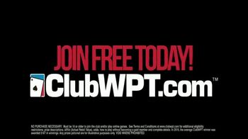 ClubWPT TV Spot, 'Online Poker Action' - Thumbnail 8