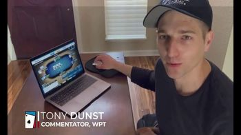 ClubWPT TV Spot, 'Online Poker Action' - 61 commercial airings