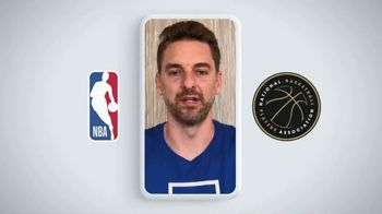 Centers for Disease Control and Prevention TV Spot, 'COVID-19: NBA: Protect Yourself' - Thumbnail 2