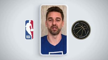 Centers for Disease Control and Prevention TV Spot, 'COVID-19: NBA: Protect Yourself' - Thumbnail 4