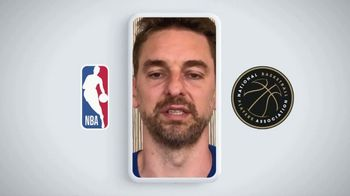 Centers for Disease Control and Prevention TV Spot, 'COVID-19: NBA: Protect Yourself' - Thumbnail 5