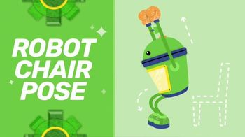 Noggin TV Spot, 'Yoga: Robot Chair Pose' - Thumbnail 3