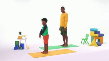Noggin TV Spot, 'Yoga: Robot Chair Pose' - Thumbnail 4