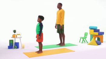 Noggin TV Spot, 'Yoga: Robot Chair Pose' - Thumbnail 5