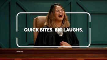 Quibi TV Spot, 'Designed for Your Phone: Big Laughs' Song by Rayelle - 6 commercial airings